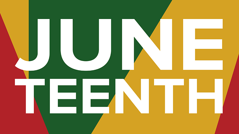 6/18/21 - Dr. Taunya Jenkins discusses the passing of Juneteenth as a federal holiday.