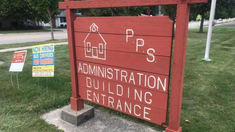 5/29/21 - VP of the Peoria Public School District, Greg Wilson