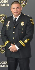 7/24/21 - New Police Chief, Eric Echevarria talks about his plans for Peoria.
